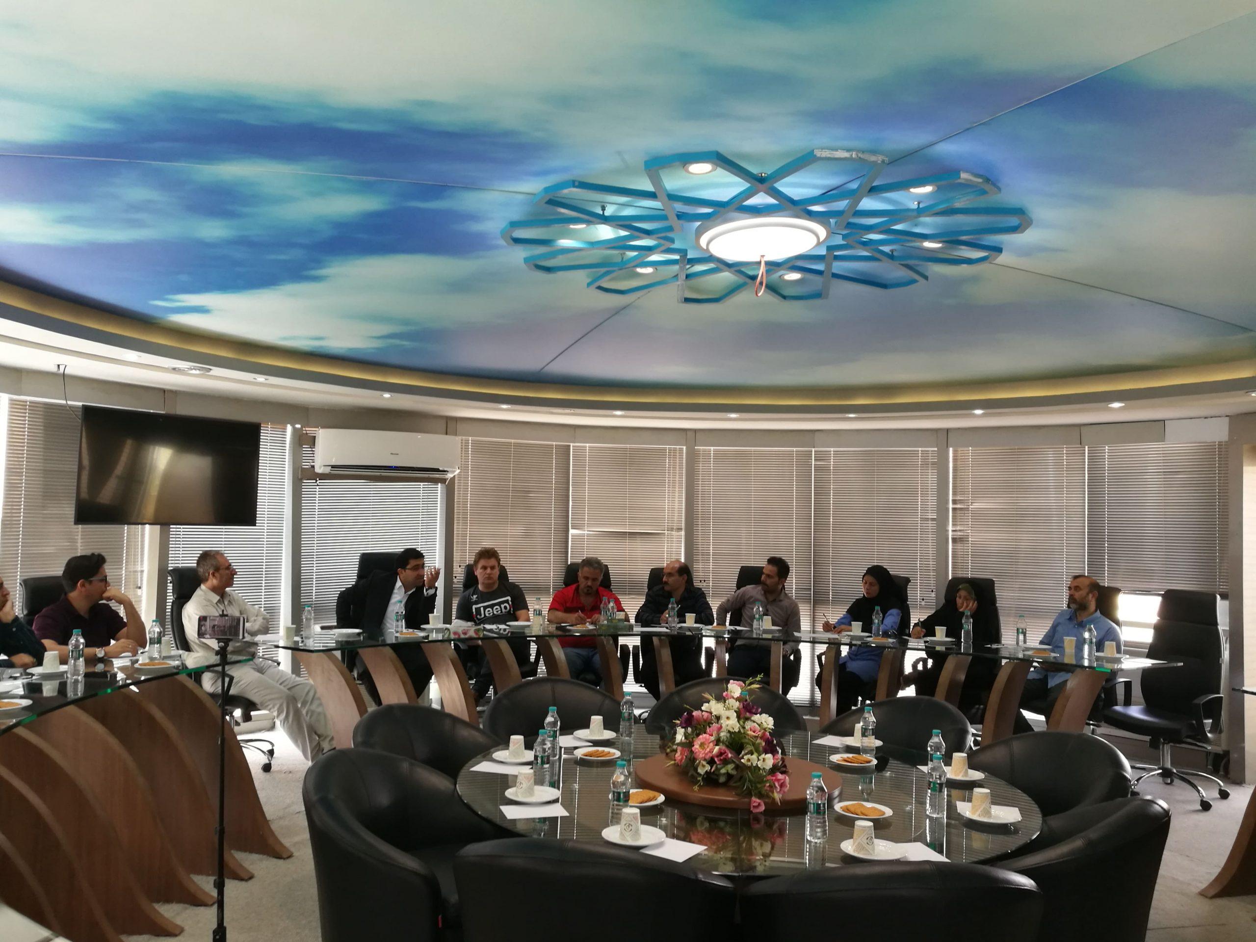جلسات حضوری آموزش تجارت
